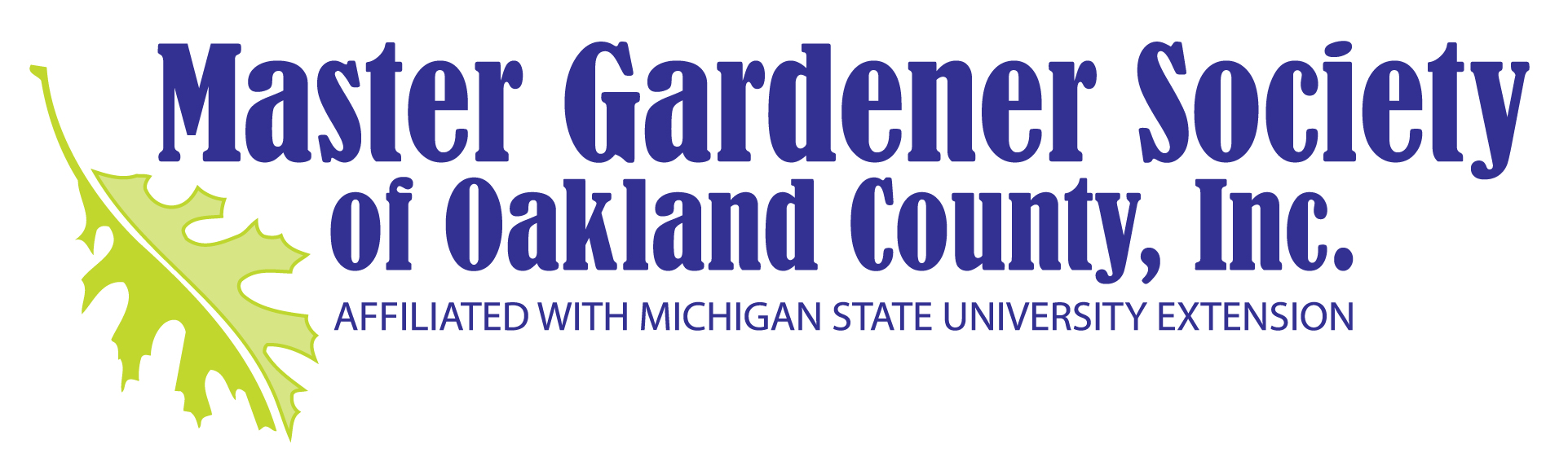 Master Gardener Society of Oakland County